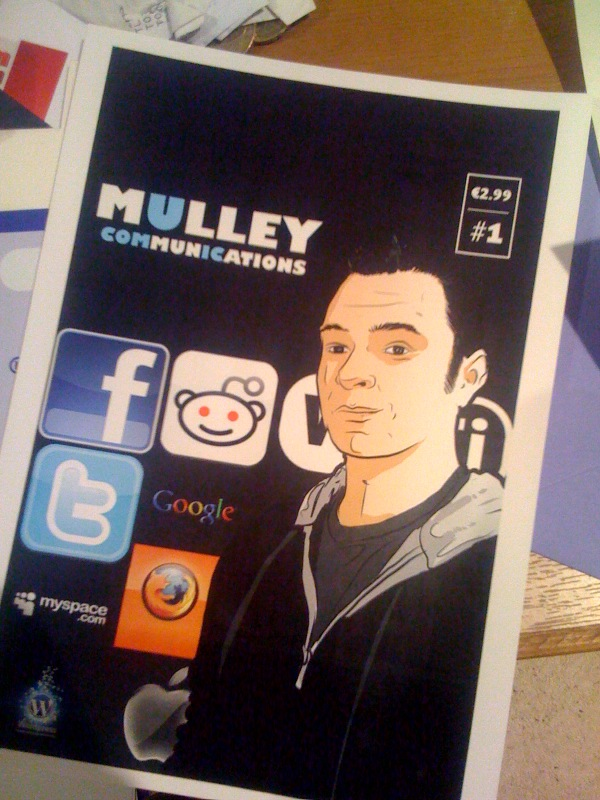 Mulley Communications Brochure